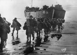 DEBARQUEMENT En NORMANDIE   -   Le Ravitailllement Des Alliés Est Débarqué Dans Le Port Restauré Du HAVRE - Weltkrieg 1939-45