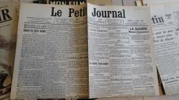Le Petit Journal - 09/04/1904  -   -fac Simile N° 21 - Livres Parlés