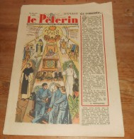 Le Pèlerin. N°3368.  25 Mai 1947. 14 Jours De Lutte Au Plateau Des Glières. Pat´Apouf. - Boeken, Tijdschriften, Stripverhalen
