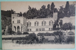 Vouvray. Les Patys. Castel-Roc - Vouvray