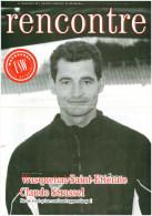 Programme Football 1999 2000 Wasquehal C ASSE Saint Etienne – France - Livres