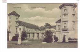 RHEINSBERG Schloss Hauptfront - Rheinsberg
