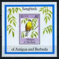1984 - ANTIGUA E BARBUDA - Catg. Mi.  Block 81 - NH - (CAT20151182265b) - Antigua E Barbuda (1981-...)