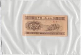 Chine  1 Fen 1953 P860f Neuf - Chine