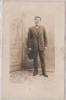 CHATENOIS CARTE PHOTO Chatenois Ecriture Manuscrite Au Dos Envoyée Del 1 Juin 1910 - Chatenois