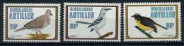 1980 - ANTILLE OLANDESI - Catg. Mi.  429/431 - NH - (CAT20151182265b) - Antille