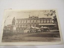 CPA BRIVE LE THEATRE MUNICIPAL 1924 - Brive La Gaillarde