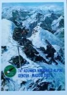 ESERCITO ITALIANO ALPINI 74 ADUNATA NAZIONALE 2001 GENOVA - Regiments