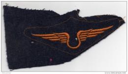 Fragment Tissus Insigne 1 Ere Division Aerienne - Luchtmacht