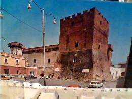 PULSANO TORRE QUADRATA DEL CASTELLO DE FALCONIBUS AUTO CAR VB1984  FG8762 - Taranto
