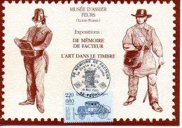 FEURS Musée D'assier   Exposition De Mémoire De Facteur - Feurs
