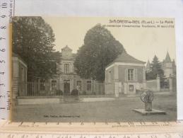 CPA (49) Maine Et Loire - SAINT FLORENT LE VIEIL - La Mairie Où Commença L'insurrection Vendéenne - France