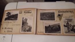 32 PHOTOS ANCIENNES DE STRASBOURG A COLMAR Et 2 Autres Photos - Colmar