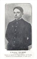 L'Aviateur GILBERT, Né à Riom, Caporal Au Régiment Des Sapeurs-Aérostiers De Versailles - Raid Clermont-Brioude En 1912 - Riom
