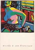 LOUSTAL ESCALES - PARIS - ESCALE A SAN FRANCISCO - 1988 - Peintures & Tableaux