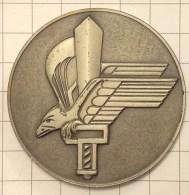 ITALIA Medaglia / Distintivo - Medaglia FOLGORE MERITO ISTRUTTORE MILITARE PARACADUTISMO - Armée De Terre
