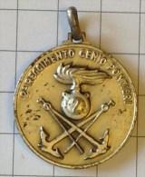ITALIA Medaglia / Distintivo - Medaglia Reggimentale 2° REGGIMENTO GENIO PONTIERI - Armée De Terre