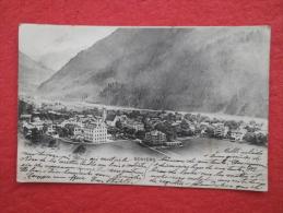 Grisons Schiers 1904 Totalansicht - GR Grisons