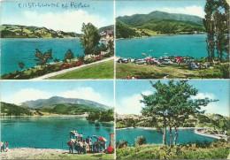 O1256 Castiglione Dei Pepoli - Lago Del Brasimone - Panorama Vedute Multipla / Viaggiata 1975 - Italie