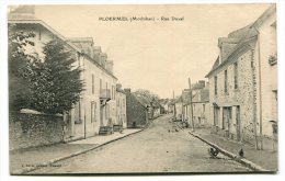 PLOERMEL Rue Duval - Ploërmel