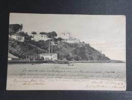 BRESIL - Carte Postale De Bahia Pour Paris - 1905 - A Voir - P 15039 - Brazil