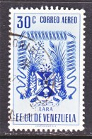 Venezuela  C 415   (o)  ARMS Of  LARA - Venezuela