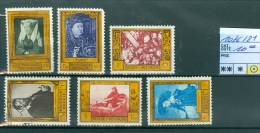 1076-1081 Obl - Bélgica