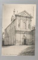Cp , 80 , AMIENS , église SAINT ACHEUL , Vierge , Ed : Nouvelles Galeries , N° 52 - Amiens
