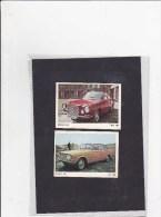 Vignettes Fasprint Volvo 142 / 164 - Voitures
