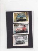 Vignettes Fasprint Jaguar - Mini Austin - Voitures