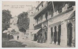 41 LOIR ET CHER - BLOIS Agence Du Comptoir National D´Escompte De Paris - Blois