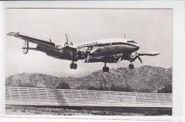 Lockheed Super-G Constellation Der Deutschen Lufthansa - - 1946-....: Ere Moderne