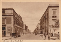 02 Cartolina Siracusa Nuova Corso Umberto - Siracusa