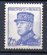 5/  Monaco  : N° 166  Neuf  XX Cote : 1,00 € , Disperse Belle Collection ! - Neufs