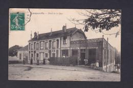 Vente Immediate Longueville (77) - Hotel De La Gare ( Animée Ed. Cassiere ) - Frankrijk