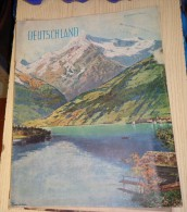 Deutschland - Albo Fotografico Turistico - 2° Guerra Mondiale 1944 - Guide Turistiche