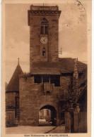 AK Wasselnheim -Wasselonne Bei Saverne -Alter Schlossturm In Wasselnheim -Aucienne Tour Chateau Wasselonne Selten !!! - Elsass