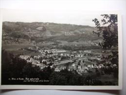 Carte Postale Val D'Ajol Vue Générale Sur Les Champs Et La Croix  (non Circulée) - Andere Gemeenten