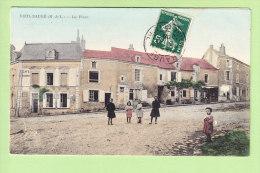 VIEIL BAUGE : La Place Animée. 2 Scans. Edition ? - France