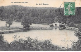 SAULIEU ( 21 )  -  Le Lac De La Bologne - Saulieu