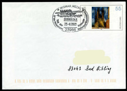 36971) BRD - Ganzsache USo 45 - SoST 23966 WISMAR, MECKL Vom 28.08.2003 - Tag Der Briefmarke, Dornier Do X - [7] Federal Republic