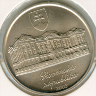 Slovaquie Slovakia 200 Korun 2003 Josef Shkultety UNC KM 66 - Slovaquie
