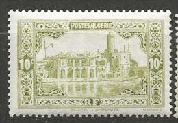 ALGERIE N� 105 VARIETEE DE COULEUR  NEUF**   SANS  CHARNIERE / MNH