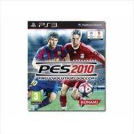 Pro Evolution Soccer 2010 Sur PS3 - Sony PlayStation