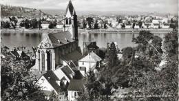 AM SCHÖNEN RHEIN  - KOBLENZ  (cpsm Allemagne)   - - Bacharach