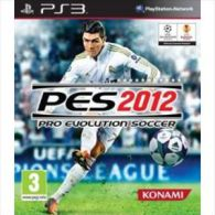 Pro Evolution Soccer 2012 (PES 2012) Sur PS3 - Sony PlayStation