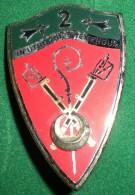 2° REGIMENT DE CHASSEURS - Militares