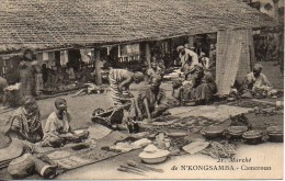 CAMEROUN  Le Marché De N'KONGSAMBA - Cameroon