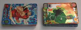 Toriko Itadaki Master : 50 Japanese Trading Cards - Trading Cards