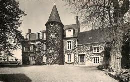 - Indre Et Loire - Ref A216 - Chedigny - La Hubaudiere - Chateau - Carte Bon Etat - - Autres Communes